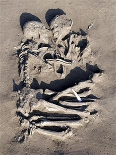 Prehistoric Romeo and Juliet
