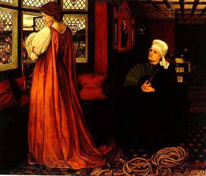 Stanhope: Juliet and her Nurse