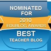 Nominated Teacher Blog