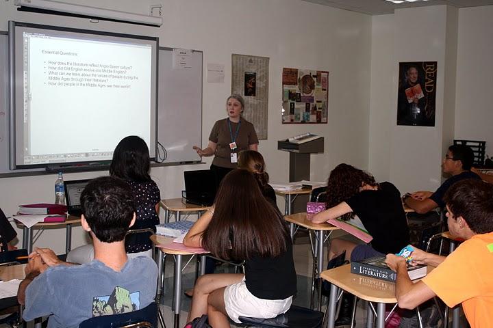 Dana Huff Teaching