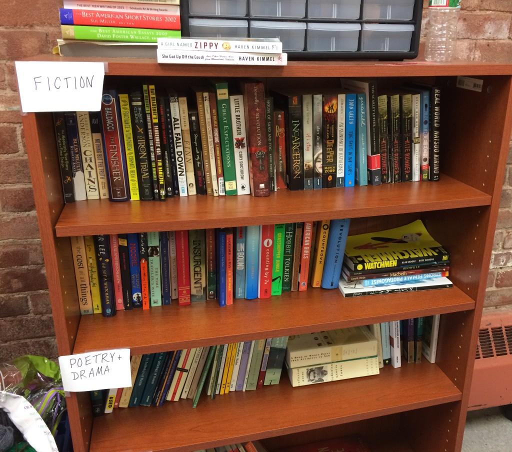 My Growing Shelves