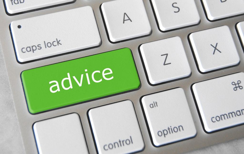 advice photo