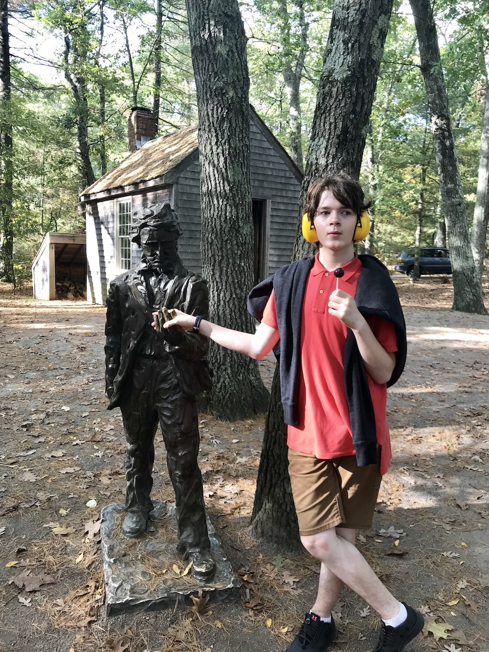 Dylan and Thoreau