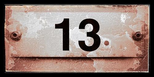 thirteen photo
