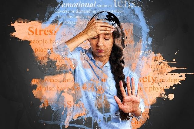 stress photo
